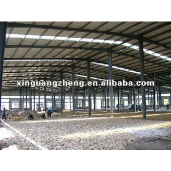 low cost and high quality light steel structural prefabricated warehouse costrcution design and installtion #1 image