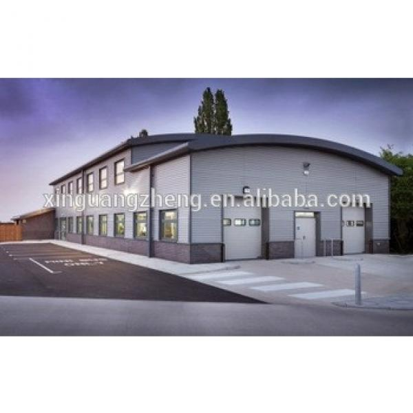 Steel bar storage warehouse factory steel structure warehouse drawing #1 image