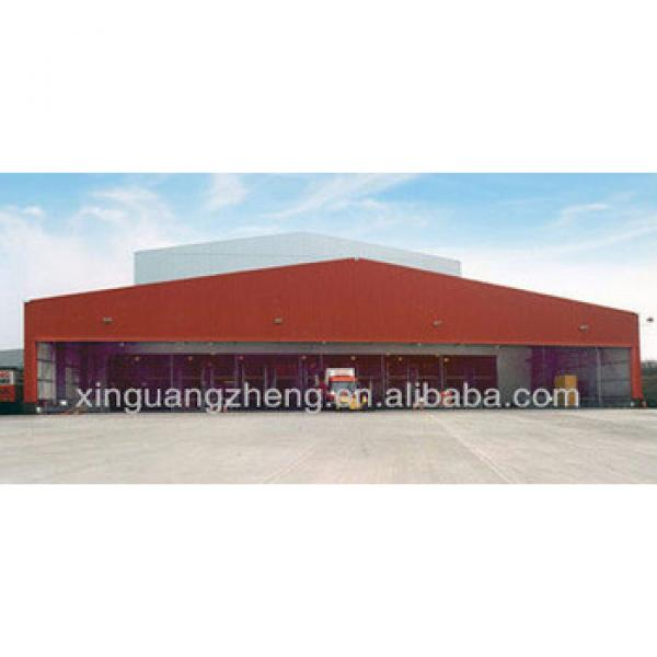 prefab steel industrial shed building #1 image