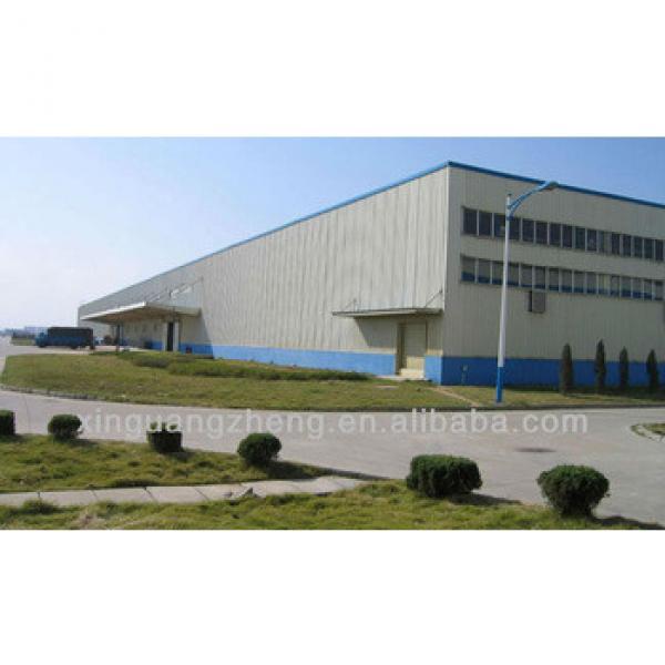 Modern Steel Industrial Shed #1 image