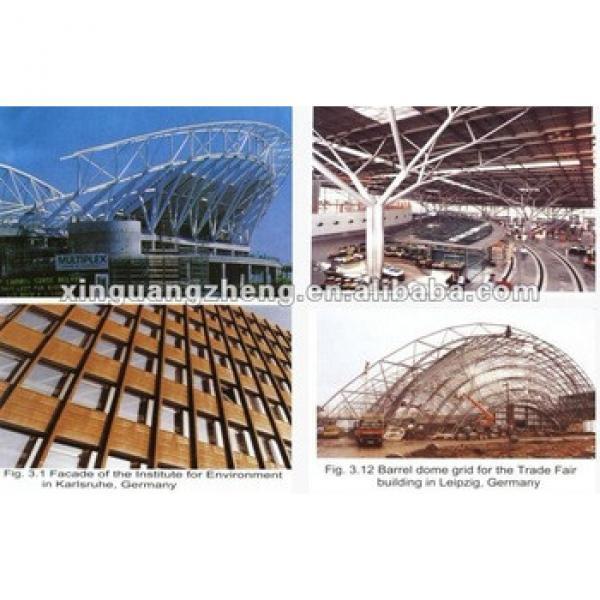 Q235B Steel structure rack building/warehouse/plant/work shop #1 image