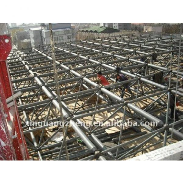 light steel structure prefabricated warehouse for Clothing factory #1 image