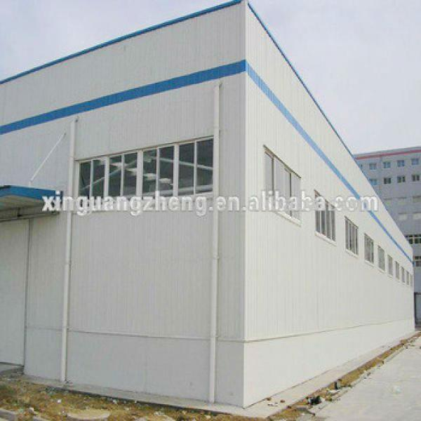 Steel beam structure prefab houses buildings/chicken shed/chicken farming/workshop/project #1 image