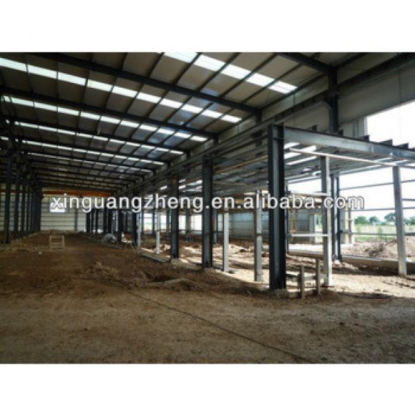 large span light steel structure metal sheds for sale #1 image