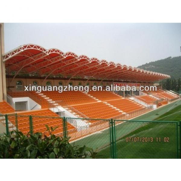 steel structural steel frame shed storage industrial layout design football field house #1 image