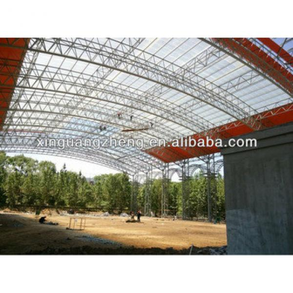 steel shed storage industrial layout design football field house #1 image