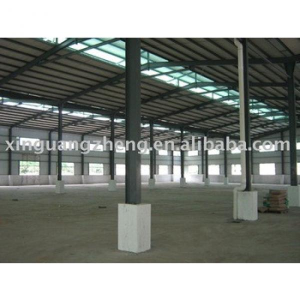 light steel structure prefabricated warehouse building construction design and installation #1 image