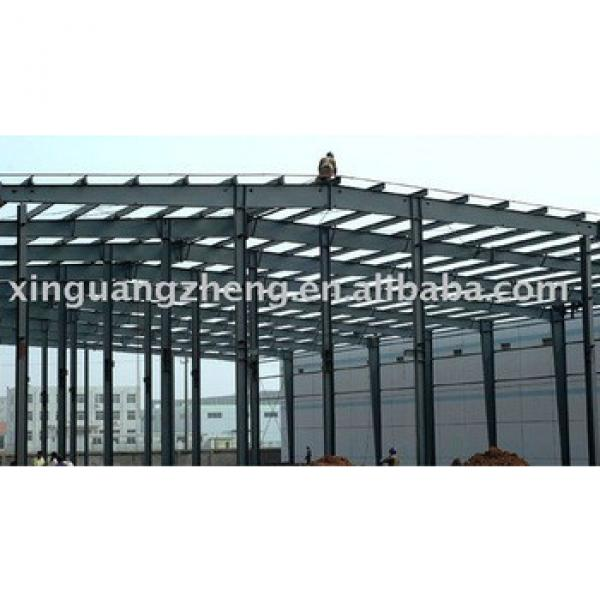 light steel structural PREFABRICATED WAREHOUSE construction design and installation #1 image