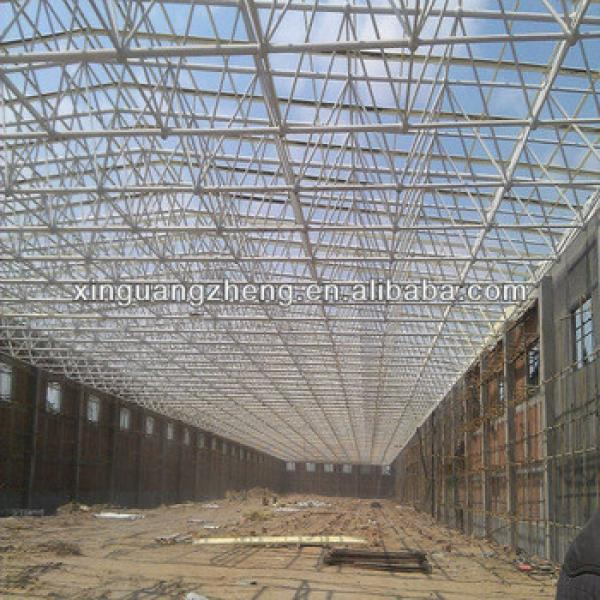 Steel structure gymnasium design and construction,steel structure factory,warehouse #1 image