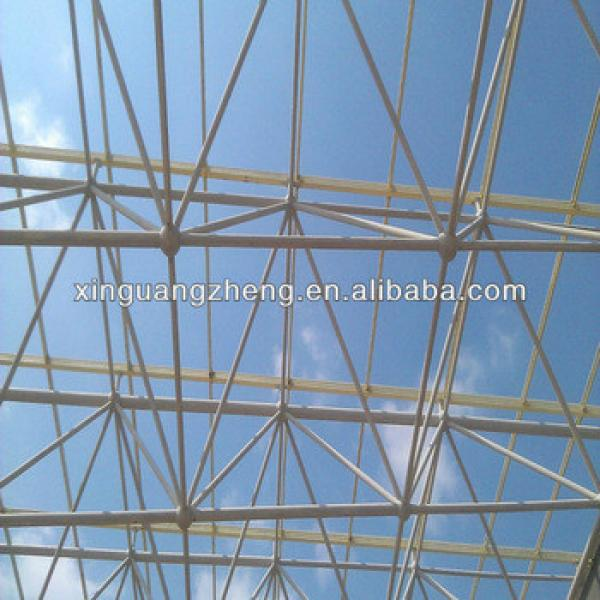 high span teel structure gymnasium design and construction,steel structure factory,warehouse #1 image