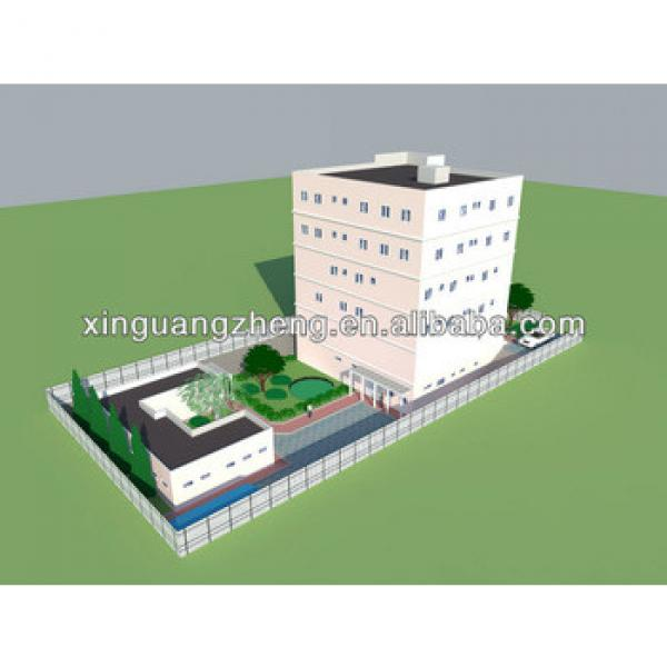 plant 3d models construction steel concrete structure warehouse #1 image