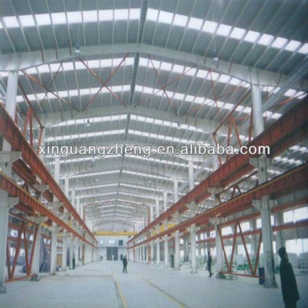 steel warehouse design and construction with fibergalss wool sandwich panels #1 image
