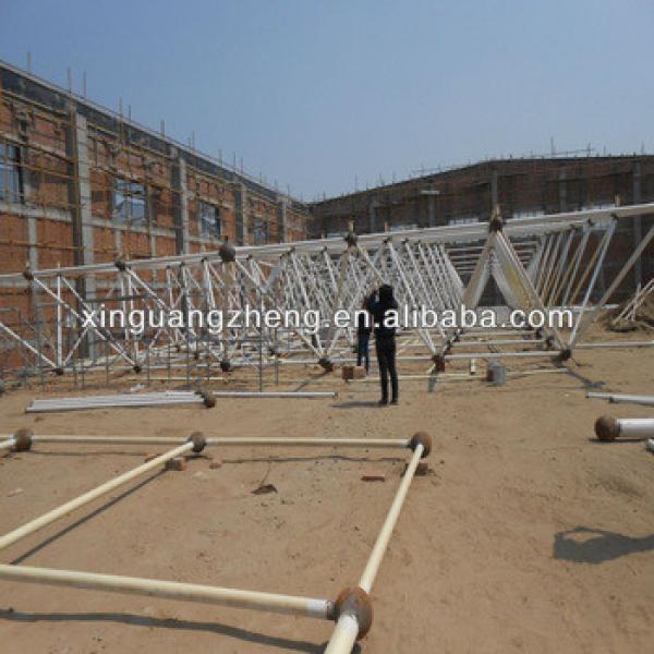 steel girder structure building warehouse workshop shed #1 image