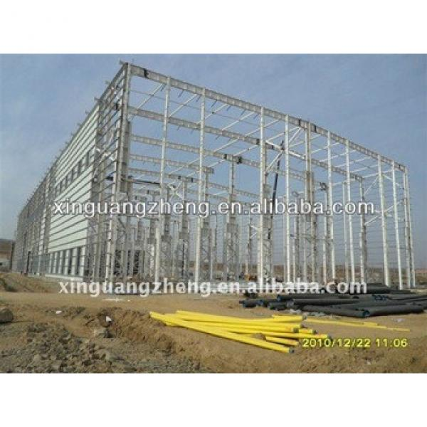 solar steel structure factory building corrugated structure warehouse and warehouse #1 image
