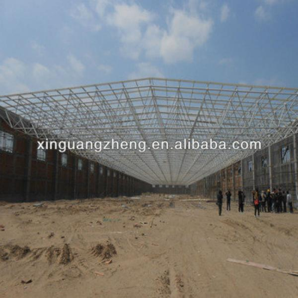 Steel structure gymnasium design,steel structure factory,warehouse #1 image
