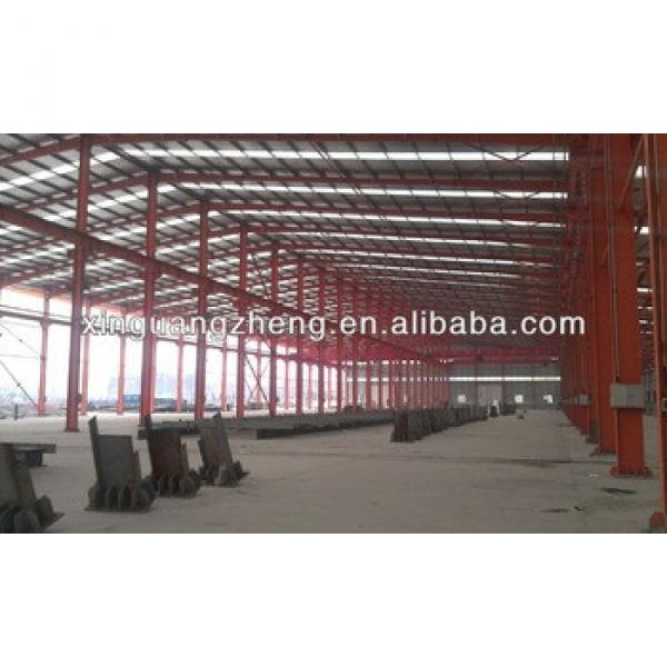 warehouse roofing canopy design and structure Chinese warehouses #1 image