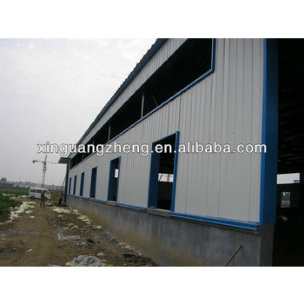 steel fabrication steel warehouse easy welding projects industrial shed construction steel building manufacturer in China #1 image