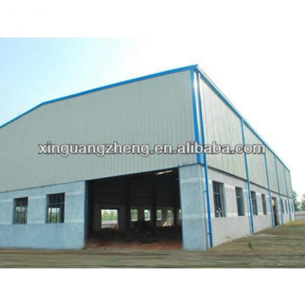 steel structural fabricated warehouse #1 image