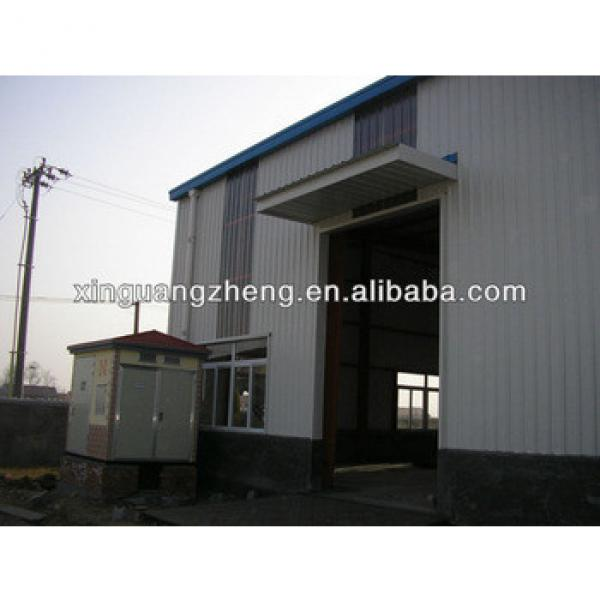 structural corrugated metal roofing panels pre engineering warehouse modern factory building construction company #1 image