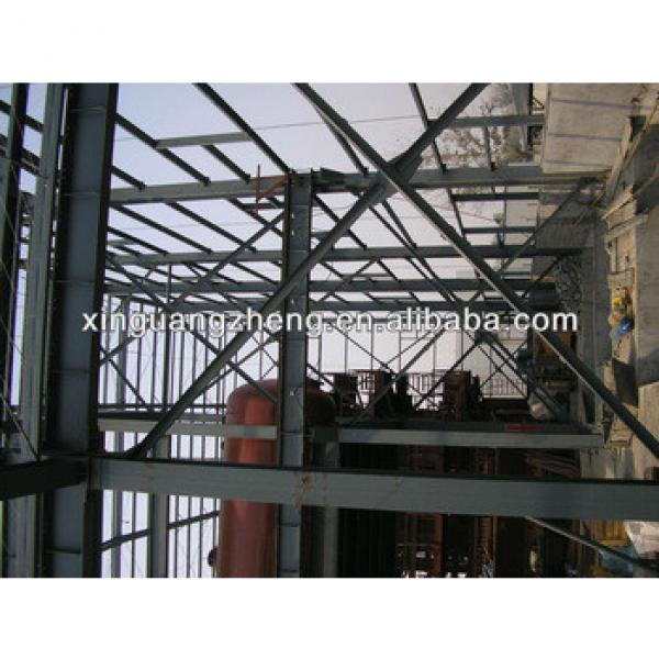 prefabricated residential building type of steel structures pre engineering warehouse factory building construction company #1 image