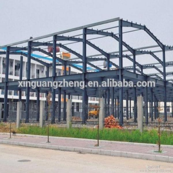 structural steel fabrication warehouses with fiber-galss wool #1 image