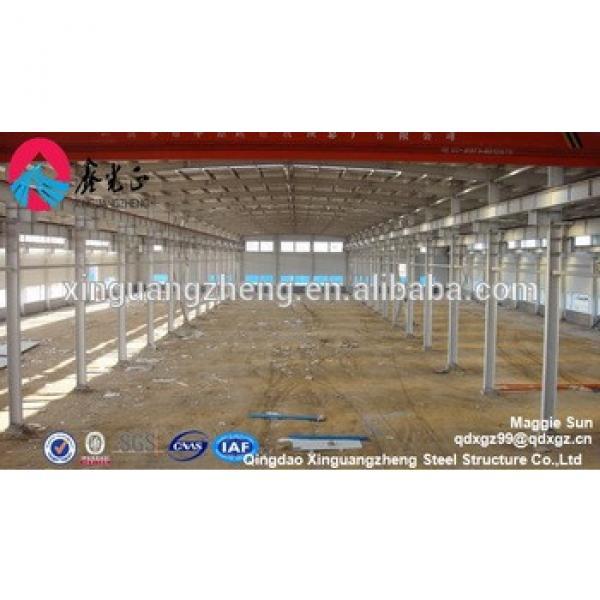 prefabricated design steel frame warehouse building layout #1 image