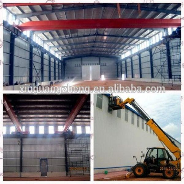 Prefabricated used warehouse structures #1 image