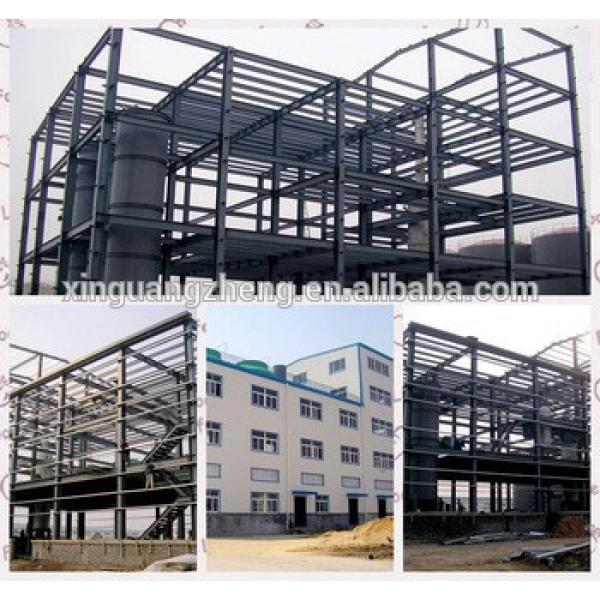Prefabricated light steel supporting structure hangar perfume warehouse #1 image