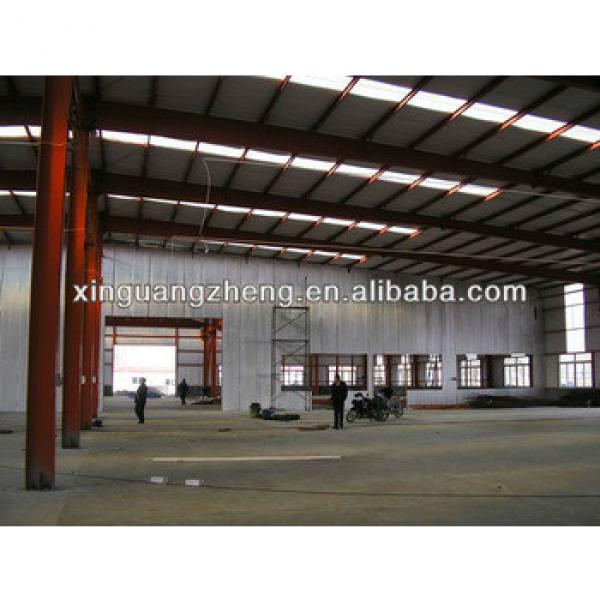 Light steel structure industrial warehouse #1 image