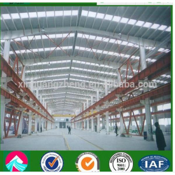 1000 square meter prefab steel warehouse building #1 image