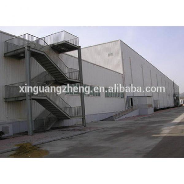 prefabricated light steel structure buildable warehouse #1 image