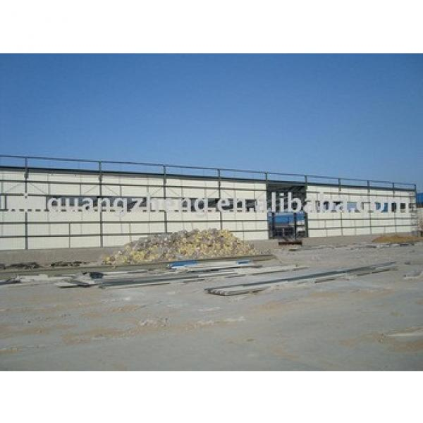 modern high quality large span steel arch warehouse #1 image