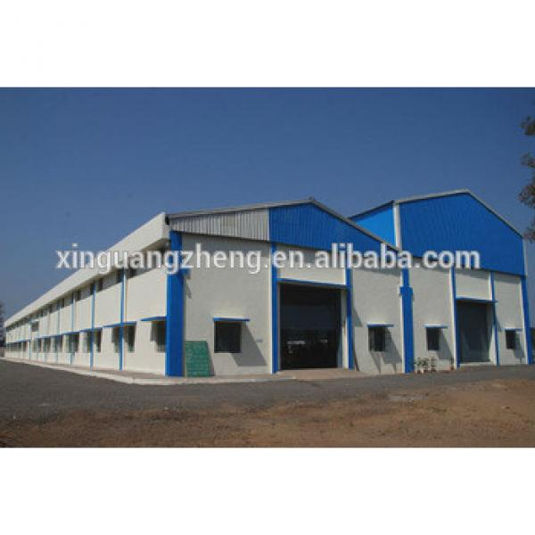 easy assembled high-quality steel structure building/workshop/warehouse #1 image