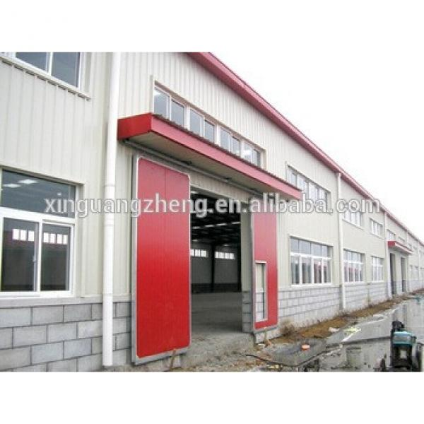 cheap cellular beam steel warehouse for sale #1 image
