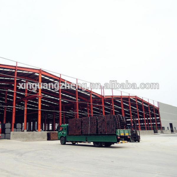 pre-engineered prefabricated steel structural workshop/plant/factory #1 image