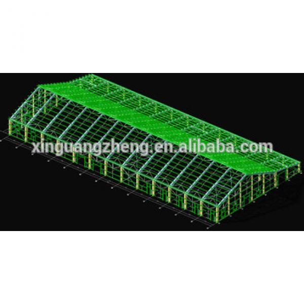 manufacturer of steel structure workshop,plant, warehouse, storage, hangar in China #1 image