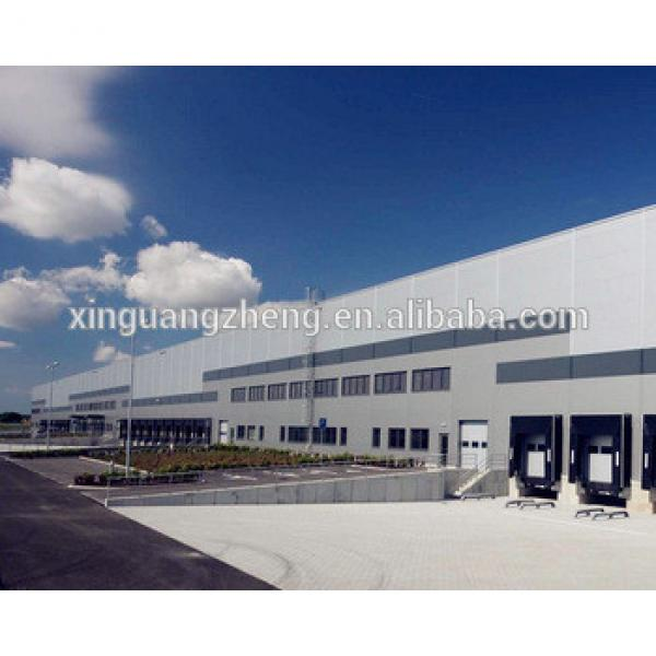 Cost of warehouse construction prefabricated warehouse price #1 image