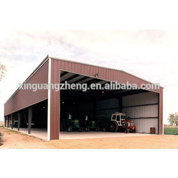 Steel bar storage warehouse prefab steel warehouse shed #1 image