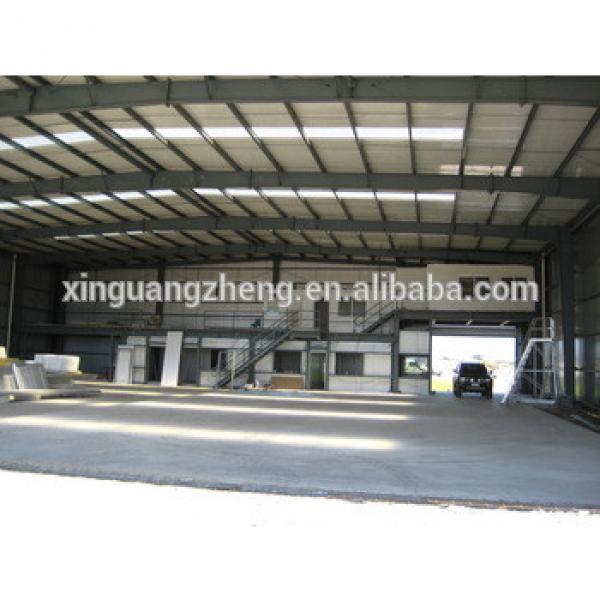 construction galvanized frame vehicle repair garage #1 image