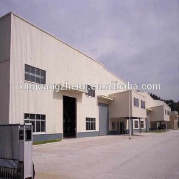 superior quality prefabricated steel frame car sheds #1 image