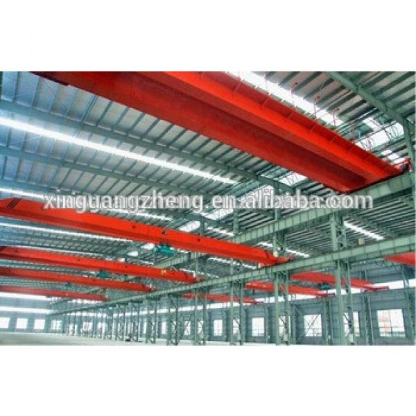 turnkey steel factory overhead crane with good service #1 image