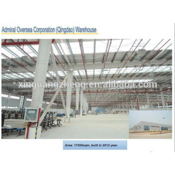 prefab structural steel warehouse #1 image