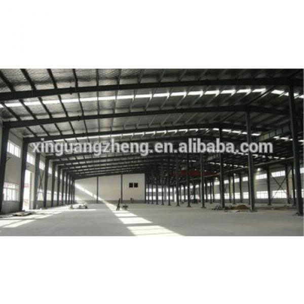 turnkey steel farm barn building with good service #1 image