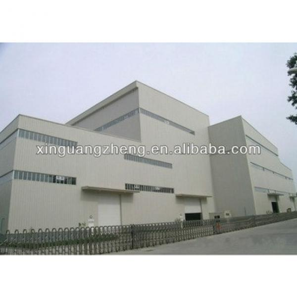 superior quality prefabricated warehouse with install service #1 image
