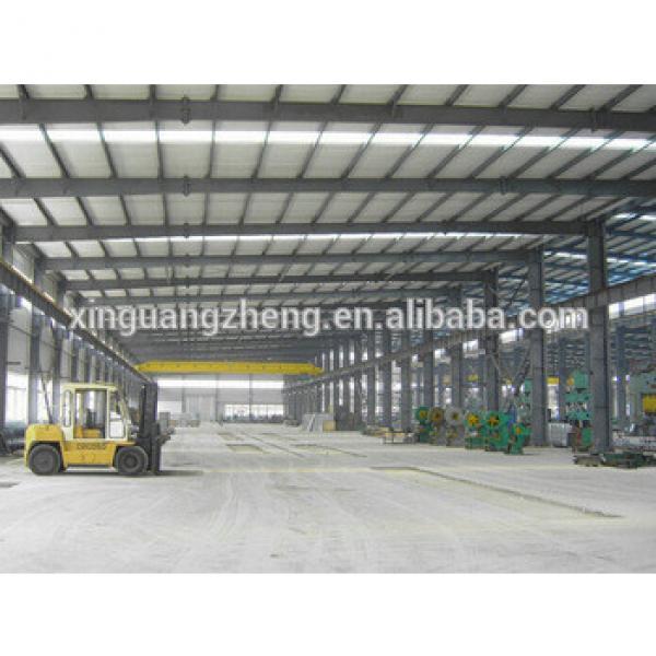 Steel Structure Shed Workshop #1 image