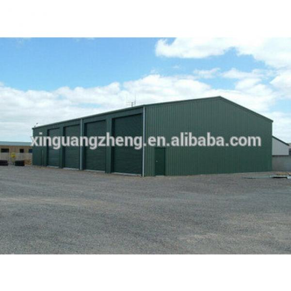 Steel Structure Warehouse Building #1 image
