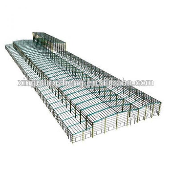 new design light prefab steel garden warehouse #1 image