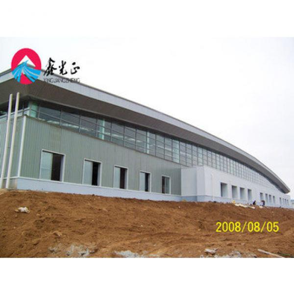 Portable pre-made steel frame warehouse structural steel frame construction #1 image
