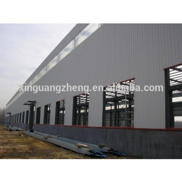 structural steel frame warehouse construction china supplier #1 image