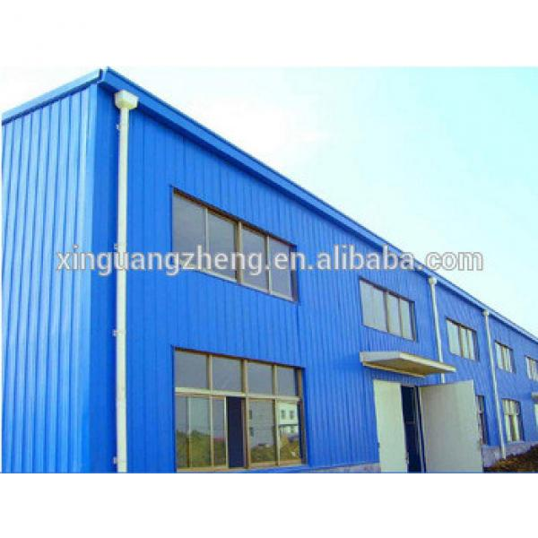 metal shed kits prefabricated steel structure workshop #1 image